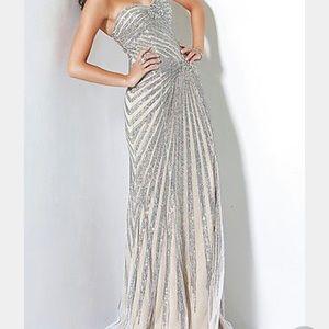 Jovani Sequin gown